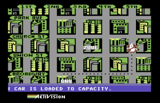 Ghostbusters C64 89