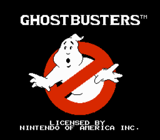 Ghostbusters NES 01