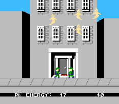 Ghostbusters NES 10