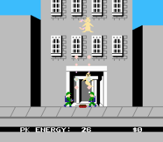Ghostbusters NES 11