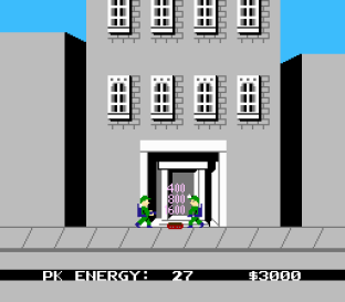 Ghostbusters NES 12