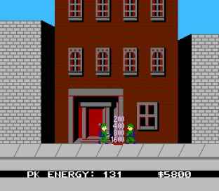 Ghostbusters NES 20