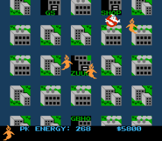 Ghostbusters NES 21