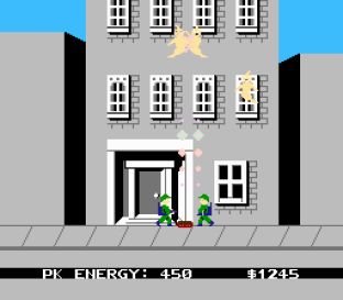 Ghostbusters NES 31