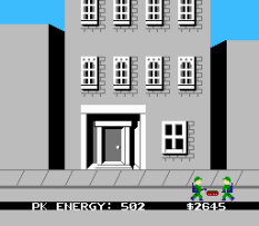 Ghostbusters NES 32