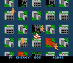 Ghostbusters NES 33