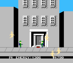 Ghostbusters NES 43