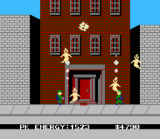 Ghostbusters NES 44