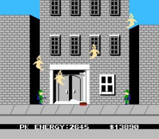 Ghostbusters NES 56