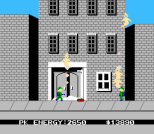 Ghostbusters NES 57