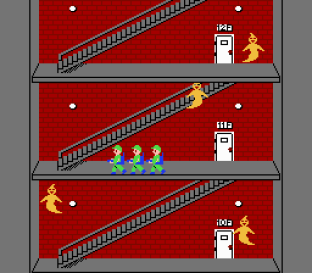 Ghostbusters NES 64