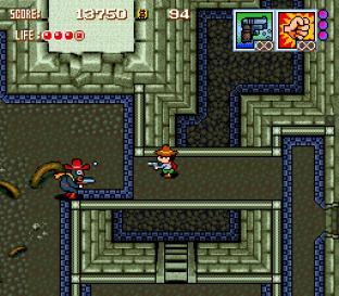 Gunple - Gunman's Proof SNES 042