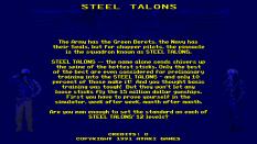 Steel Talons Arcade 002