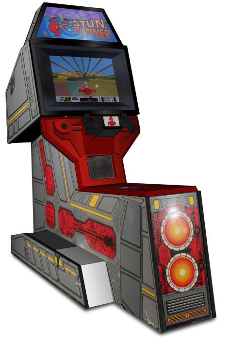 STUN Runner Arcade 1