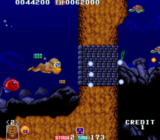 Toki Arcade 64