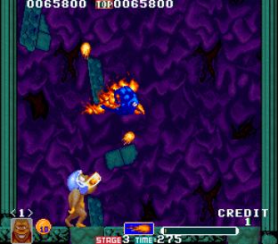 Toki Arcade 89