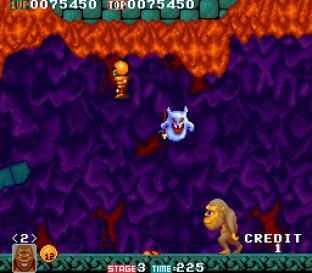 Toki Arcade 97