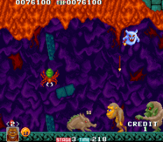 Toki Arcade 99