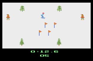 Winter Games Atari 2600 09