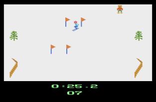 Winter Games Atari 2600 12