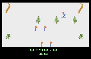 Winter Games Atari 2600 20