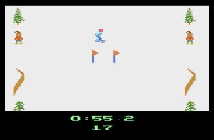 Winter Games Atari 2600 23