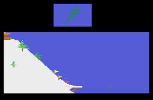 Winter Games Atari 2600 34