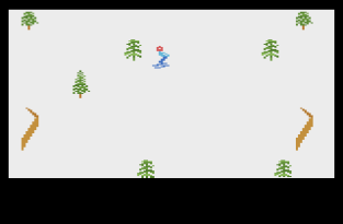 Winter Games Atari 2600 42