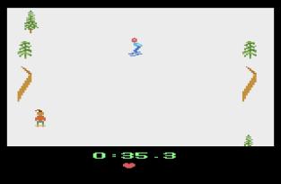 Winter Games Atari 2600 45