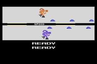 Winter Games Atari 2600 64