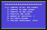 World Games C64 002