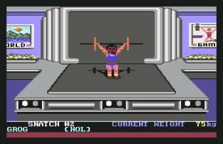 World Games C64 009