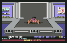 World Games C64 010