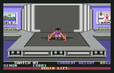 World Games C64 011