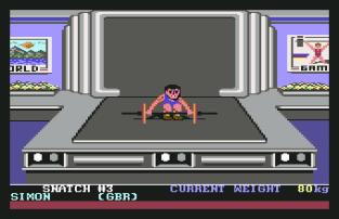 World Games C64 012