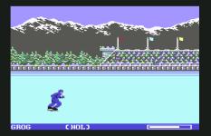 World Games C64 022