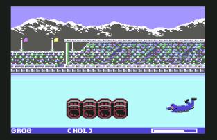 World Games C64 023