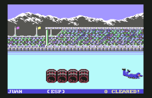World Games C64 031