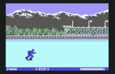 World Games C64 033