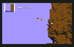 World Games C64 053