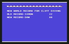 World Games C64 065