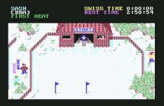 World Games C64 076