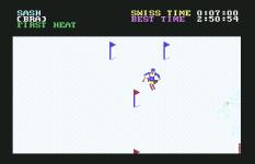 World Games C64 077