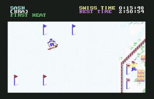 World Games C64 078