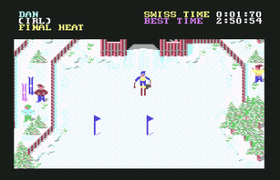 World Games C64 086