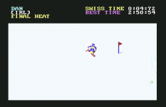 World Games C64 087