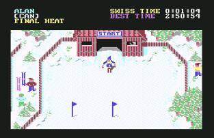 World Games C64 089