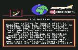 World Games C64 092