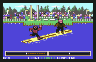 World Games C64 097