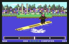 World Games C64 098